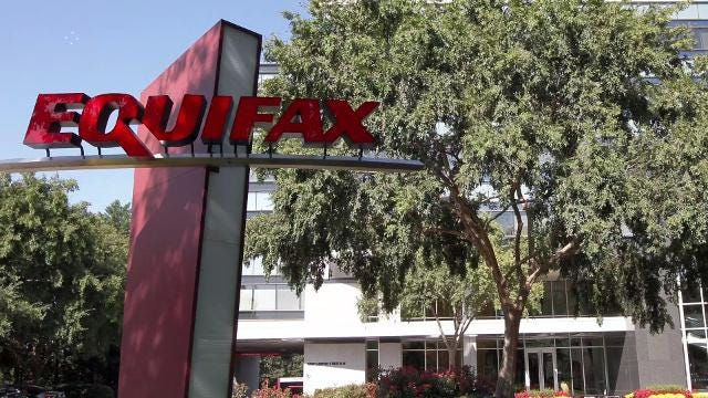 Equifax says execs who sold shares were not aware of data breach""