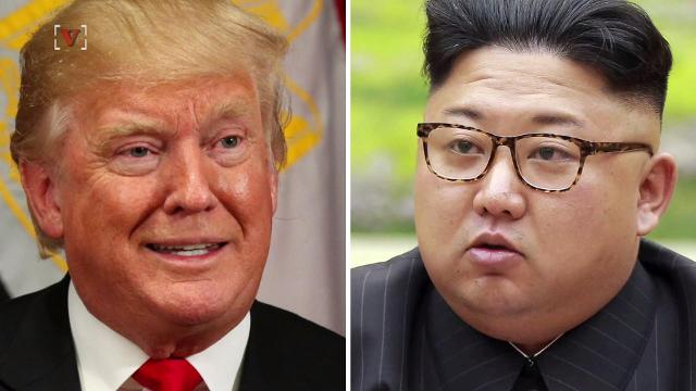 North Korea foreign minister says Trump has lit the wick of war