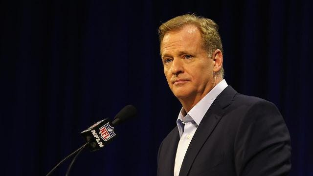 Impressions of Roger Goodell's Letter to Teams on National Anthem Protests