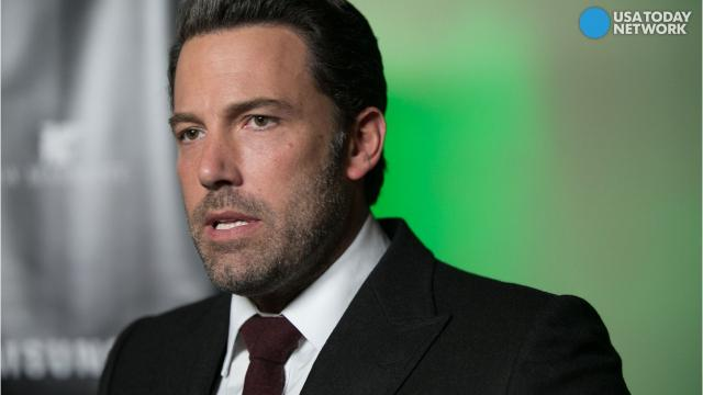 Ben Affleck in hot water after tweeting about Weinstein
