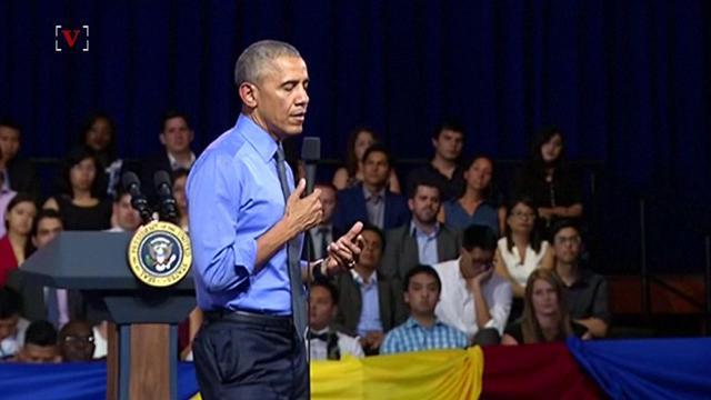 Barack Obama is hitting the campaign trail and heading to Virginia