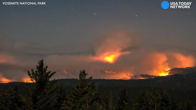 See into the science of wildfires