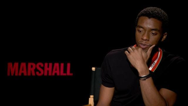 'Marshall' stars: it's a good time to remind people of Thurgood Marshall's legacy