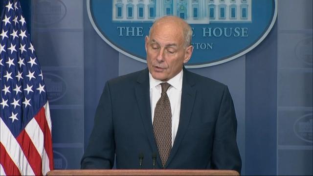 Kelly: Praises Pakistan, Nkorea Threat