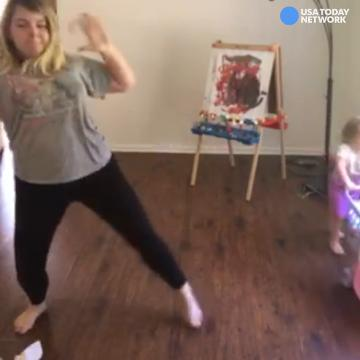 Mom Bod: Work-at-home mom says workouts have to be fun