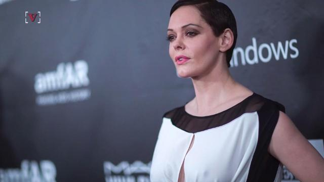 Rose McGowan's Twitter account suspended: Women to protest