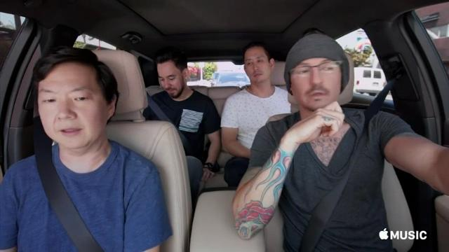 Chester Bennington's Carpool Karaoke