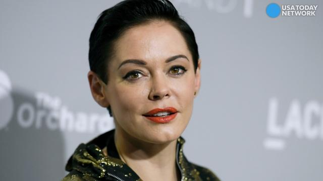 Women boycott Twitter after Rose McGowan silenced
