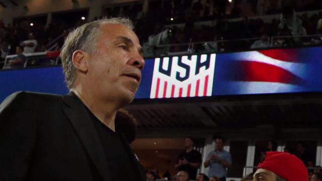 Days after an embarrassing loss that eliminated the United States from making the World Cup, head coach Bruce Arena has resigned.