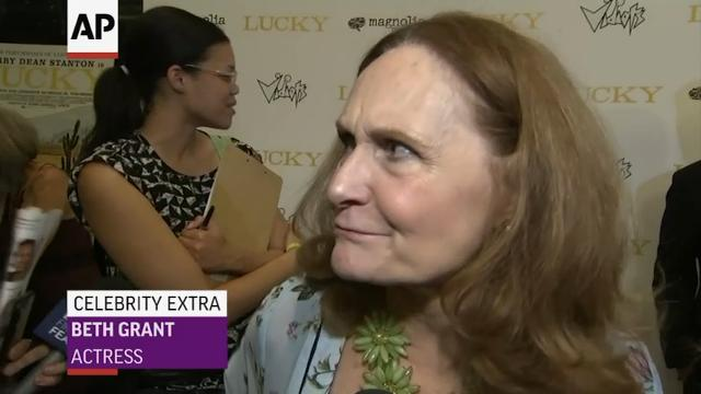 Stars of 'Lucky' discuss lucky career breaks