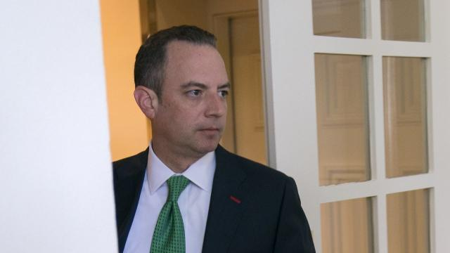 Reince Priebus grilled in Mueller investigation