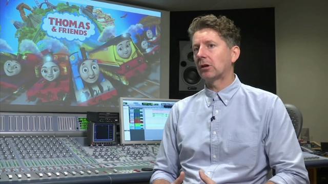 'Thomas & Friends' Get a Jolt of Girl Power