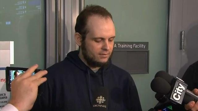 Freed Hostage Family Arrives in Canada