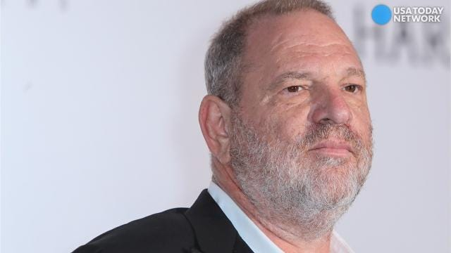 The Academy revokes Harvey Weinstein's membership