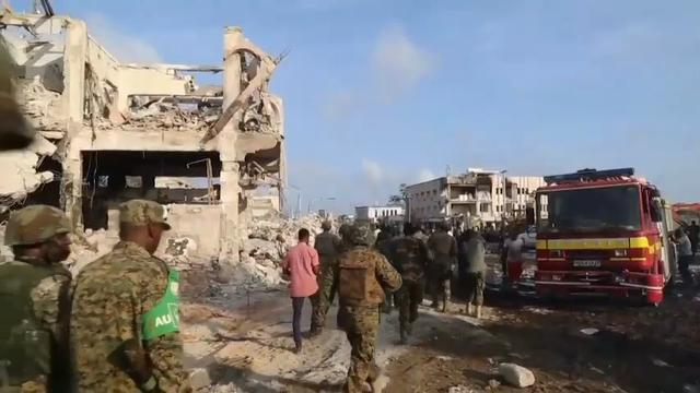 Hundreds Dead in Attack in Somalia's Capital