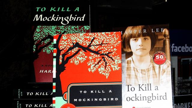 to kill a mockingbird controversial issues