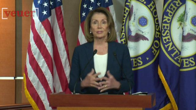 Pelosi: Trump 'went rogue' with Iran and health care decisions