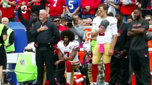 Colin Kaepernick files grievance against the NFL