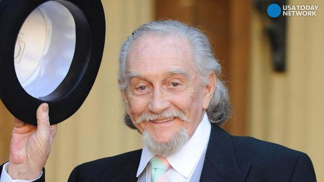 Veteran British actor Roy Dotrice passes away at 94