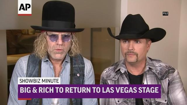 ShowBiz Minute: Weinstein, Big & Rich, Elton John
