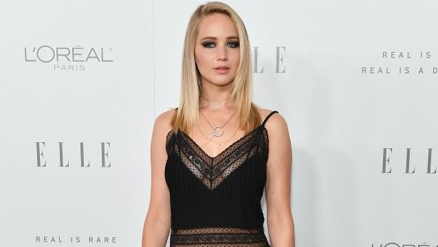 Jennifer Lawrence tells horrifying harassment story