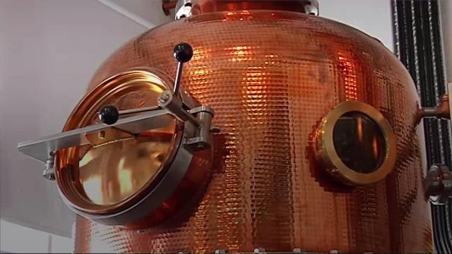 'Turkey breast gin' will arrive in time for Thanksgiving