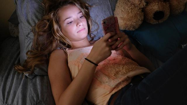 Smartphones could be correlated with teen depression