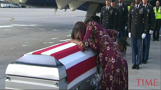 Defense Department looking into why four U.S. soldiers died in Niger