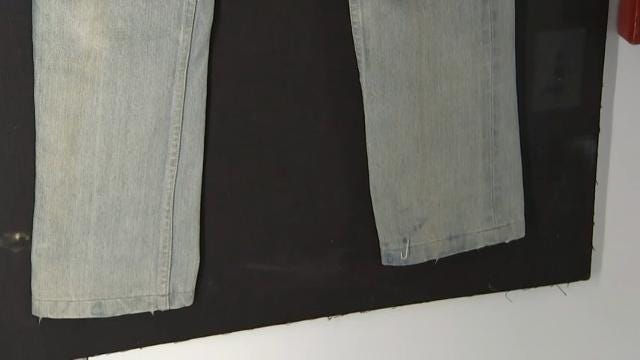 Norma Jean's jeans are up for grabs