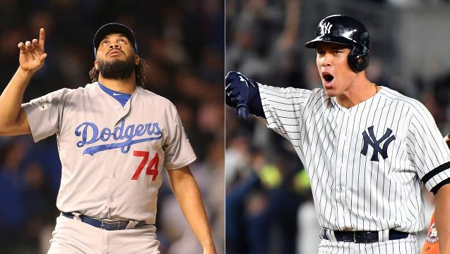 Yankees and Dodgers look dominant