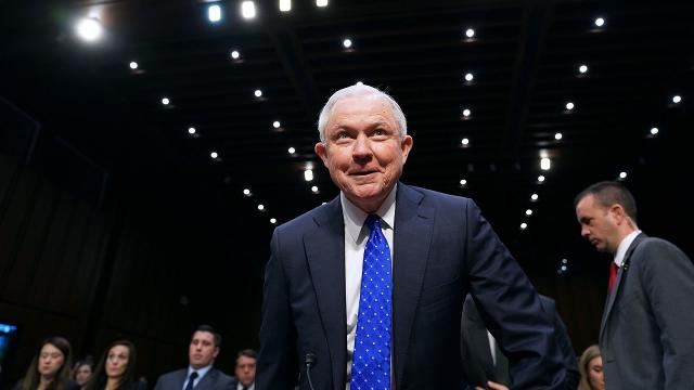 Sessions doesn't think he gave false testimony on Russian contacts