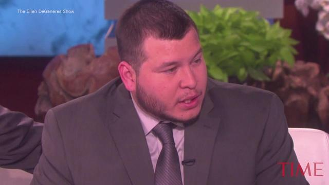 Jesus Campos, the Mandalay Bay Resort and Casino security guard who was shot during the beginning moments of Stephen Paddock's October 1 shooting spree in Las Vegas, broke his silence over the events of that day.