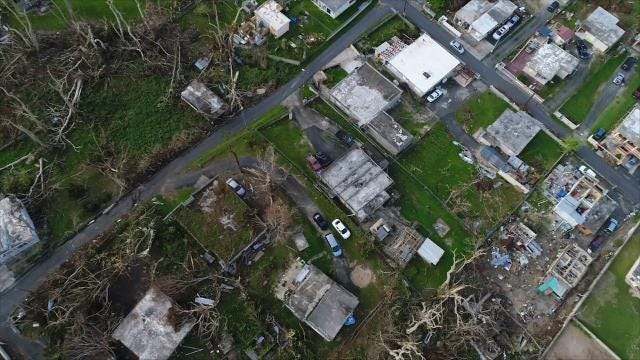 Puerto Rico blackout is 'longest' in U.S. history