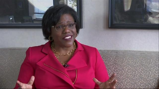 Trailblazing Black Executive Inspires Teen Girls
