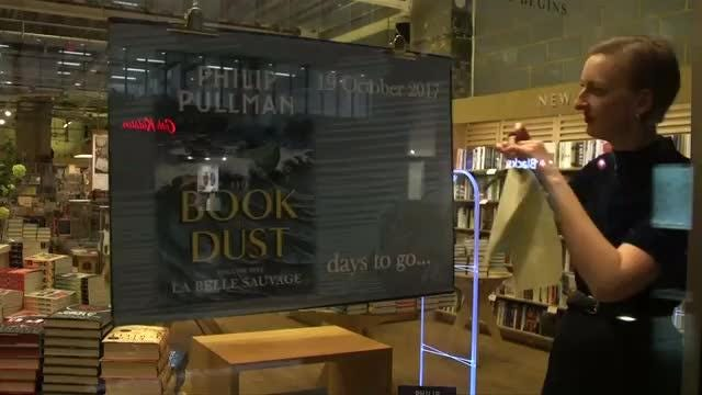 After a gap of 17 years, Philip Pullman's follow-up to his globally-acclaimed 'His Dark Materials' trilogy is released in the UK. Video provided by Reuters