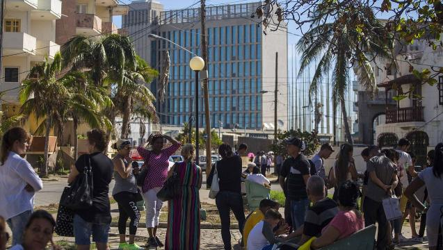 In Cuba Attacks, Tourists Ask: Were We Hit, Too?