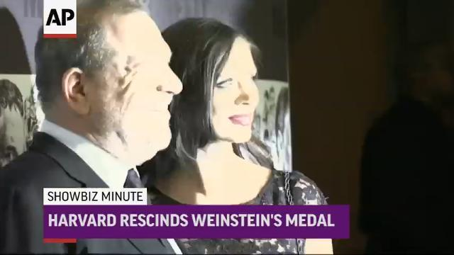 ShowBiz Minute: CMT, Weinstein, Sheeran
