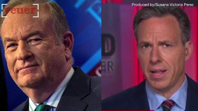 CNN's Jake Tapper shades Bill O'Reilly over ratings jab