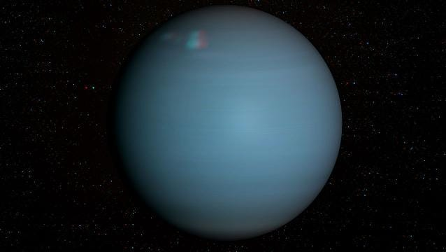 How to see Uranus with your naked eye