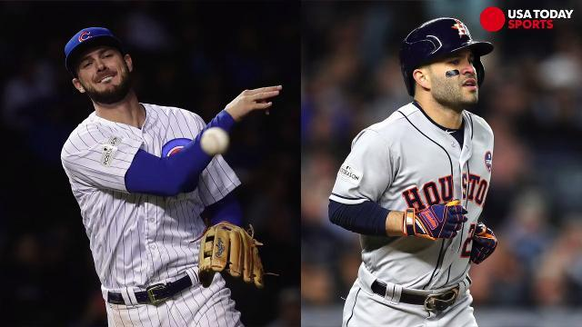 MLB Playoffs: Cubs and Astros fight to stay alive
