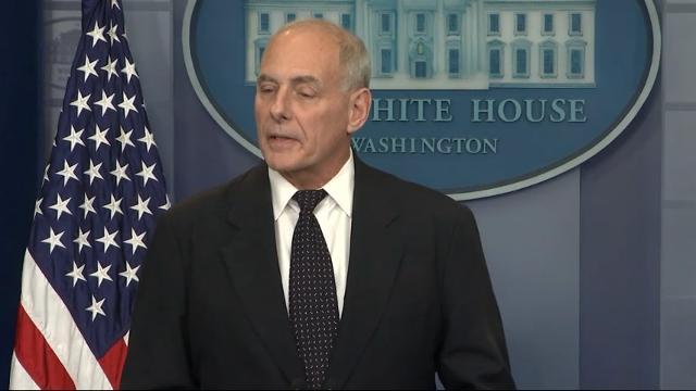 Kelly: 'Stunned' Over Criticism of Trump Call