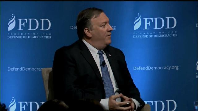 CIA Head: Security Concerns With NKorea, Russia