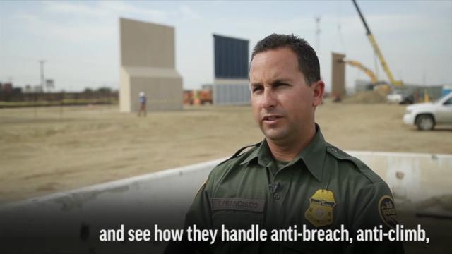 The place's the border safety? Texas Republicans blame Trump