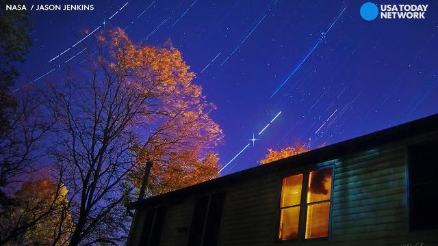 Heads up, Orionid meteor shower to rain down