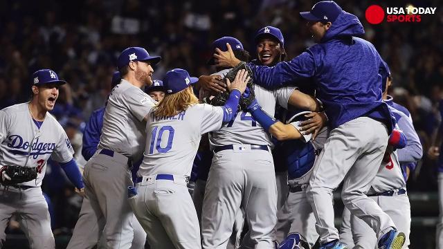MLB playoffs: Dodgers return to the World Series
