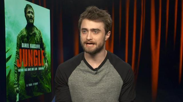 Radcliffe's 'Jungle' endurance