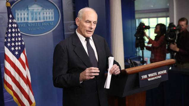 John Kelly wrong about Frederica Wilson's FBI claims