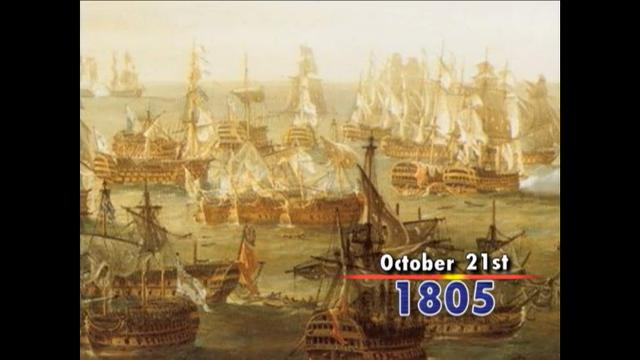 Today in History for October 21st