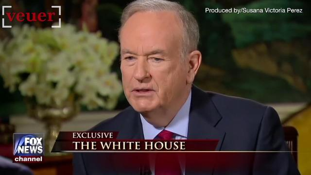 NYT: Fox renewed O'Reilly contract after he settled harassment claims