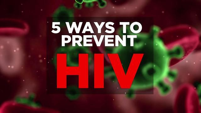 5 ways to prevent HIV
